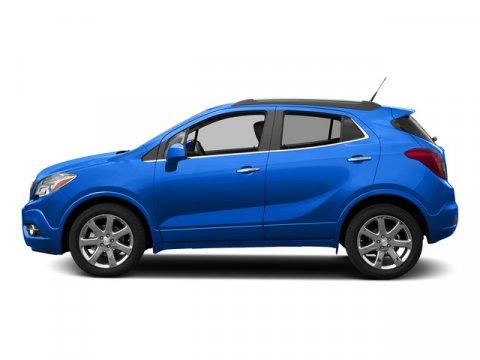 2015 Buick Encore Convenience Brilliant Blue MetallicEbony V4 14 Automatic 5 miles Introducin
