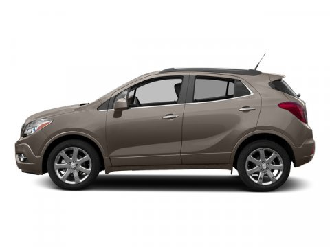 2015 Buick Encore AWD Cocoa Silver Metallic V4 14 Automatic 4 miles You might not expect a 5-P