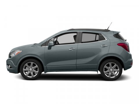 2015 Buick Encore FWD Satin Steel Gray Metallic V4 14 Automatic 0 miles You might not expect