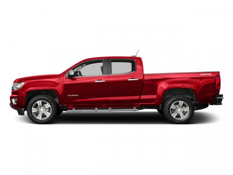 2015 Chevrolet Colorado 2WD LT Red HotJet BlackDark Ash V6 36L Automatic 2 miles With advanc