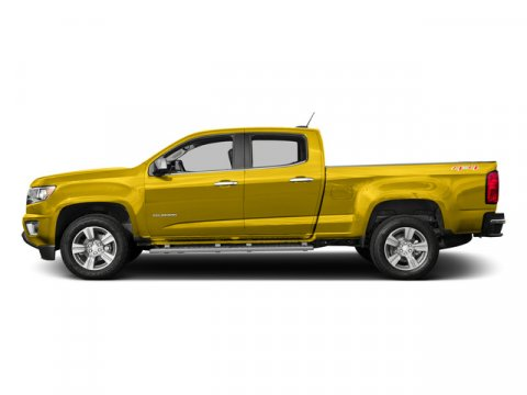 2015 Chevrolet Colorado 2WD LT Rally YellowJet BlackDark Ash V6 36L Automatic 2 miles With a