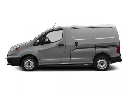 2015 Chevrolet City Express Cargo Van LS Galvanized SilverMedium Pewter V4 20L Variable 0 mile
