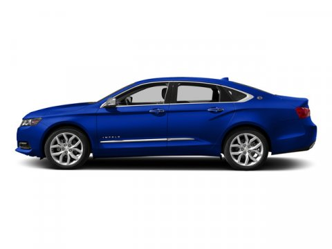 2015 Chevrolet Impala LTZ w2LZ Blue Velvet MetallicJET BLACK LEATHER-APPOINTED V6 36L Automatic