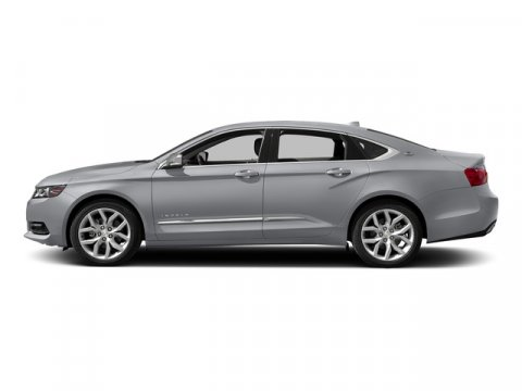2015 Chevrolet Impala LTZ Silver Ice MetallicJet Black V6 36L Automatic 2 miles Impala is a v