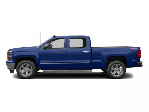 2015 Chevrolet Silverado 1500 Deep Ocean Blue MetallicDark Ash with Jet Black Interior Accents V