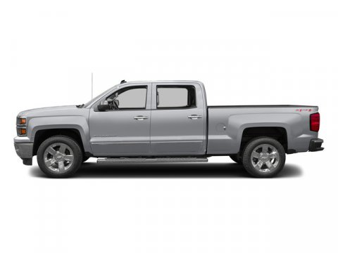 2015 Chevrolet Silverado 1500 LTZ Silver Ice MetallicJet Black V8 53L Automatic 2 miles The S