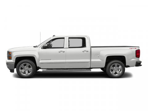 2015 Chevrolet Silverado 1500 LT Summit WhiteJet Black V8 53L Automatic 2 miles The Silverado
