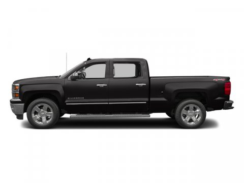 2015 Chevrolet Silverado 1500 BlackDark Ash with Jet Black Interior Accents V8 53L Automatic 2