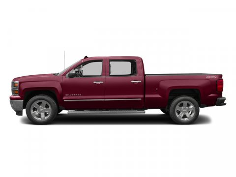 2015 Chevrolet Silverado 1500 LT Deep Ruby MetallicJet Black V8 53L Automatic 3 miles The Sil