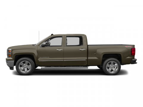 2015 Chevrolet Silverado 1500 Brownstone MetallicDark Ash with Jet Black Interior Accents V6 43