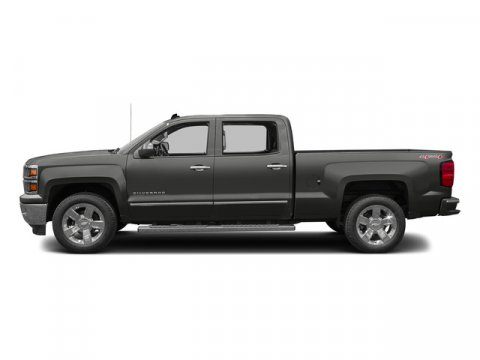 2015 Chevrolet Silverado 1500 LT Tungsten MetallicJet Black V6 43L Automatic 0 miles The Silv