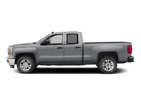 2015 Chevrolet Silverado 1500 LT Silver Ice MetallicJet Black V8 53L Automatic 0 miles The Si
