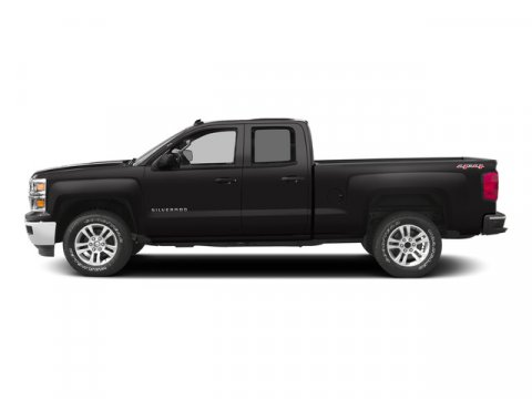 2015 Chevrolet Silverado 1500 LT BlackJet Black V6 43L Automatic 0 miles The Silverado is the