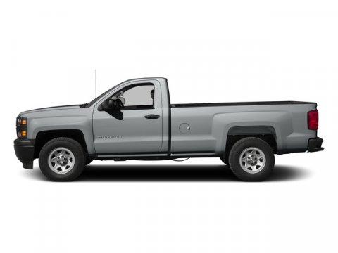 2015 Chevrolet Silverado 1500 Work Truck Silver Ice MetallicDark Ash with Jet Black Interior Acce