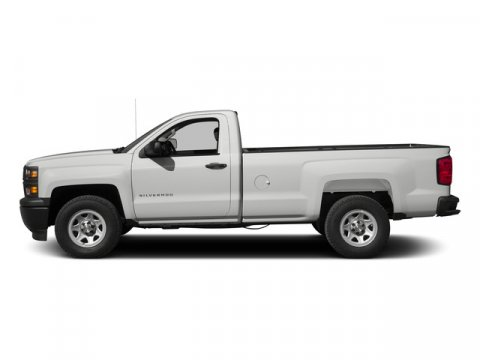 2015 Chevrolet Silverado 1500 Summit WhiteDark Ash with Jet Black Interior Accents V6 43L Autom