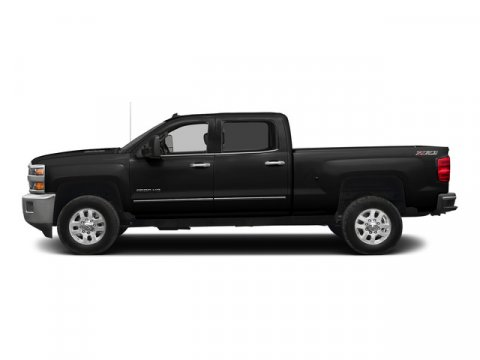 2015 Chevrolet Silverado 2500HD Built After Aug 14 High Country BlackSaddle V8 66L Automatic 0
