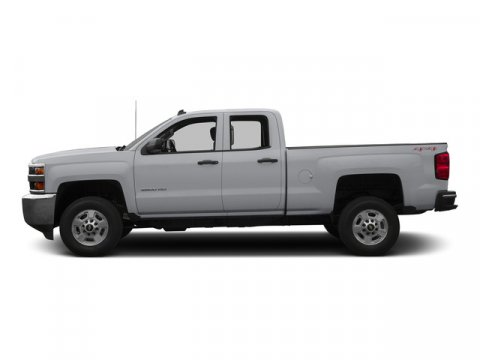 2015 Chevrolet Silverado 2500HD Built After Aug 14 LT Silver Ice MetallicJet Black V8 60L Autom