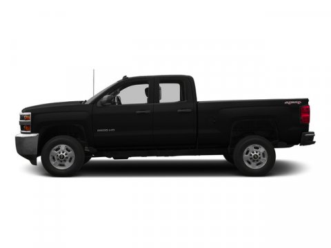 2015 Chevrolet Silverado 2500HD Built After Aug 14 Work Truck BlackDark Ash with Jet Black Interi