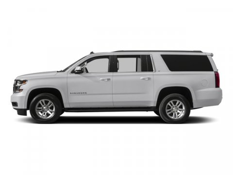 2015 Chevrolet Suburban LT Summit WhiteJet Black V8 53L Automatic 0 miles Its everything you