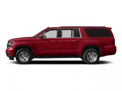 2015 Chevrolet Suburban LTZ Crystal Red TintcoatJet Black V8 53L Automatic 9 miles Its every