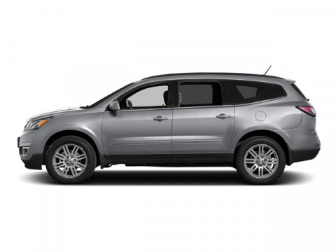2015 Chevrolet Traverse LT Silver Ice MetallicEbony V6 36L Automatic 3 miles Offering the roo