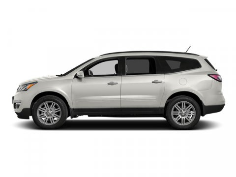 2015 Chevrolet Traverse LT WhiteEbony V6 36L Automatic 3 miles Offering the roominess of a tr