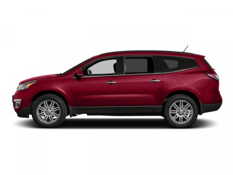 2015 Chevrolet Traverse LT Siren Red TintcoatEbony V6 36L Automatic 3 miles Offering the room