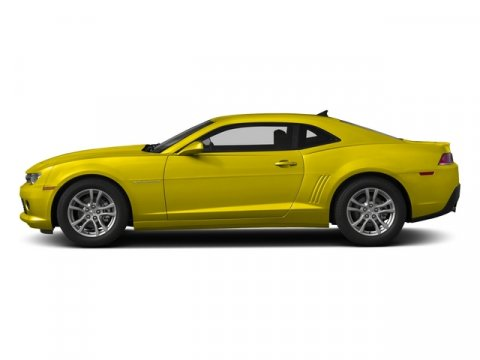 2015 Chevrolet Camaro LT Bright YellowBlack V6 36L Automatic 4 miles The new 2015 Camaro is t