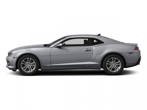 2015 Chevrolet Camaro LS Silver Ice MetallicBlack V6 36L Manual 4 miles The new 2015 Camaro i