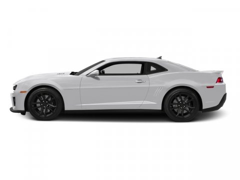2015 Chevrolet Camaro ZL1 Summit WhiteBlack V8 62L Manual 8 miles The new 2015 Camaro is the