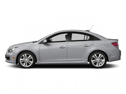 2015 Chevrolet Cruze LT Silver Ice MetallicJet Black V4 14L Manual 2 miles The Cruze gives yo