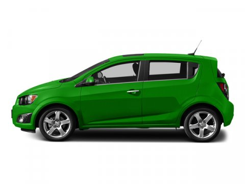 2015 Chevrolet Sonic RS Dragon Green MetallicJet Black V4 14L Automatic 0 miles Built in the