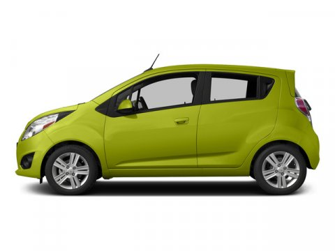 2015 Chevrolet Spark LS LimeGreen wGreen trim V4 12L Automatic 0 miles The Chevrolet Spark i