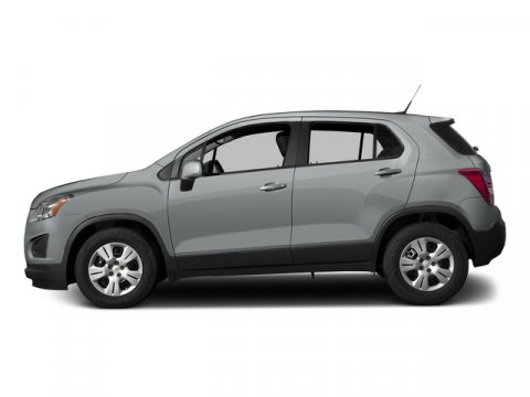 2015 Chevrolet Trax LT Silver Ice MetallicJet Black V4 14L Automatic 0 miles The all-new 2015