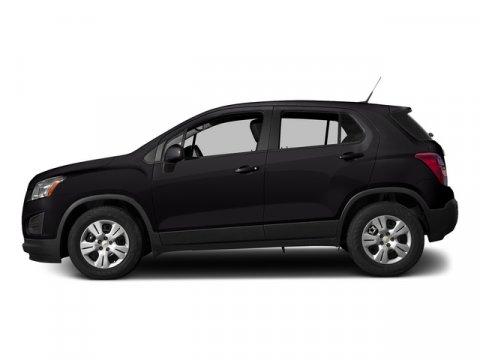 2015 Chevrolet Trax LT Black Granite MetallicJet Black V4 14L Automatic 0 miles The all-new 2