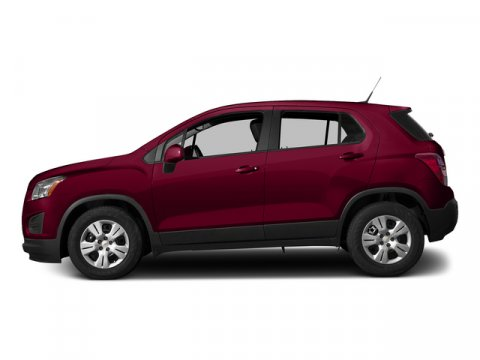 2015 Chevrolet Trax LS Ruby Red MetallicJet Black V4 14L Automatic 0 miles The all-new 2015 T