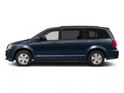 2015 Dodge Grand Caravan American Value Pkg True Blue Pearlcoat V6 36 L Automatic 1 miles Reb
