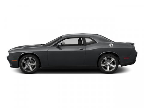2015 Dodge Challenger SRT 392 Granite Crystal Metallic Clearcoat V8 64 L Automatic 1 miles  E