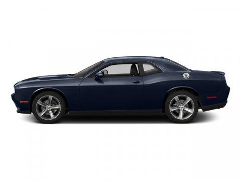 2015 Dodge Challenger jazz blue V8 57 L Automatic 0 miles  Engine 57L V8 HEMI VVT -inc GVW