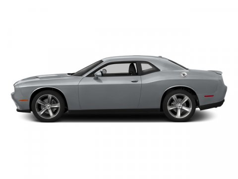 2015 Dodge Challenger RT Scat Pack Billet Silver Metallic Clearcoat V8 64 L Manual 1 miles R