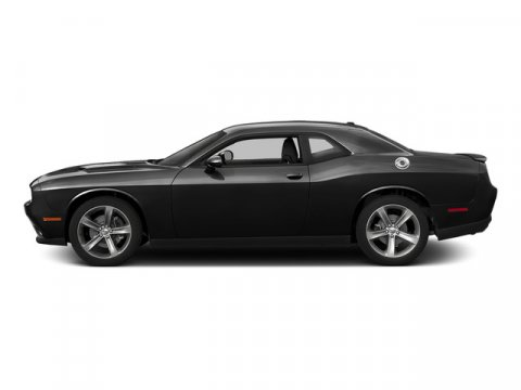 2015 Dodge Challenger RT Scat Pack Pitch Black Clearcoat V8 64 L Manual 10 miles Rebate incl