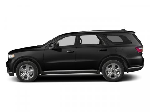 2015 Dodge Durango Limited Brilliant Black Crystal Pearlcoat V6 36 L Automatic 1 miles Rebate