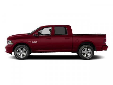 2015 Ram 1500 C Deep Cherry Red Crystal Pearlcoat V8 57 L Automatic 2 miles Function has never