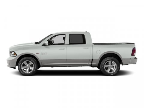 2015 Ram 1500 Crew Cab Laramie 4x4 Bright White Clearcoat V6 30 L Automatic 0 miles Rebates i