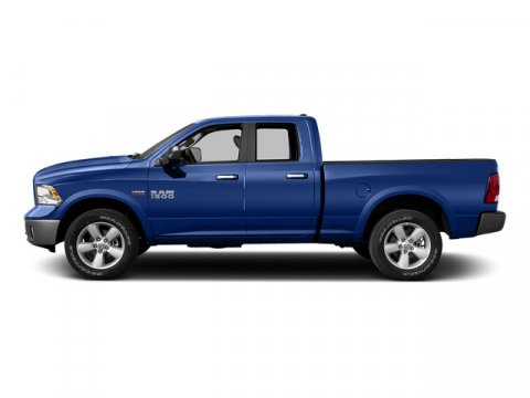 2015 Ram 1500 Quad Cab Express Blue Streak Pearlcoat V8 57 L Automatic 1 miles Rebate include