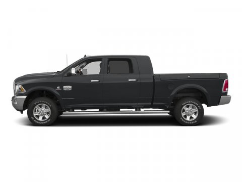 2015 Ram 2500 Mega Cab Laramie 4x4 Granite Crystal Metallic Clearcoat V6 67 L Automatic 0 mile