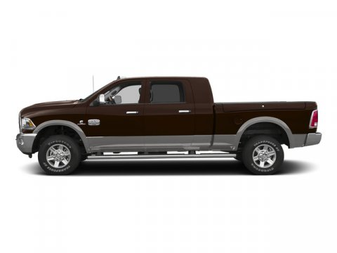 2015 Ram 2500 Laramie Western Brown V6 67 L Automatic 1 miles Rebate includes 2500 Californi