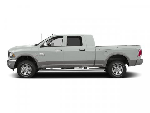 2015 Ram 2500 Mega Cab Laramie 4x4 Bright White Clearcoat V6 67 L Automatic 1 miles Rebate in
