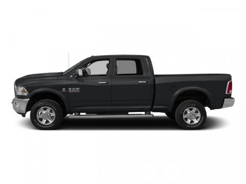2015 Ram 2500 Crew Cab Tradesman Granite Crystal Metallic Clearcoat V6 67 L Automatic 1 miles