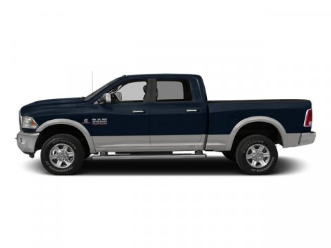 2015 Ram 2500 Laramie True Blue Pearlcoat V6 67 L Automatic 1 miles Rebate includes 2500 Cal